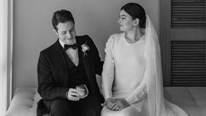Real Wedding | Amy + Brandon