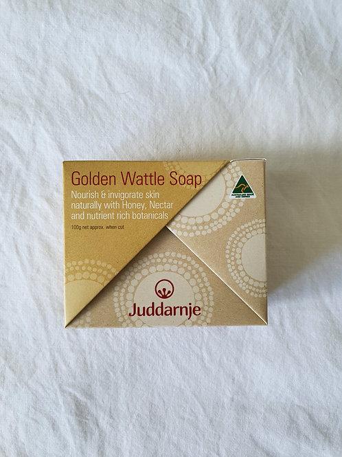 Golden Wattle Soap