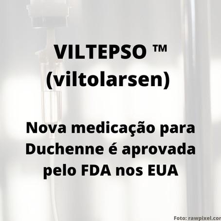 VILTEPSO ™ da NS Pharma é aprovada pela FDA nos EUA para o tratamento da DM Duchenne