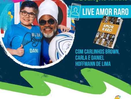 Live: Carlinhos Brown