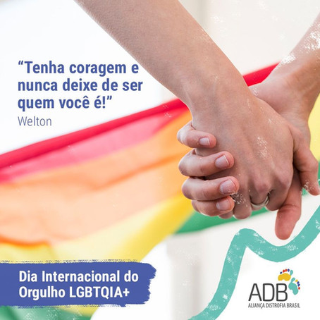 Dia Internacional do Orgulho LBTQIA+