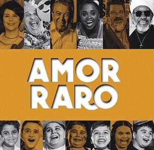 Amor Raro - Prefácio