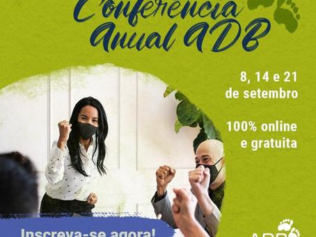 Conferência Anual da ADB 2021