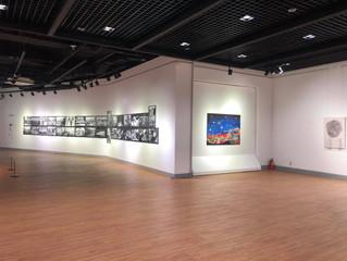 マブニピースプロジェクトin 済州島「沖縄・済州 作品交流展2019 」に出展