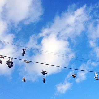 Like A Shoe On A Wire