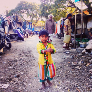 Colorful Poverty
