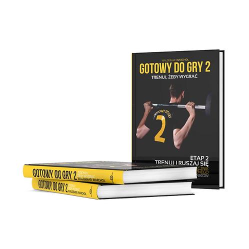 książka GOTOWY DO GRY 2