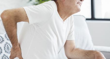 Rückenschmerzen – Die Volkskrankheit Nummer eins