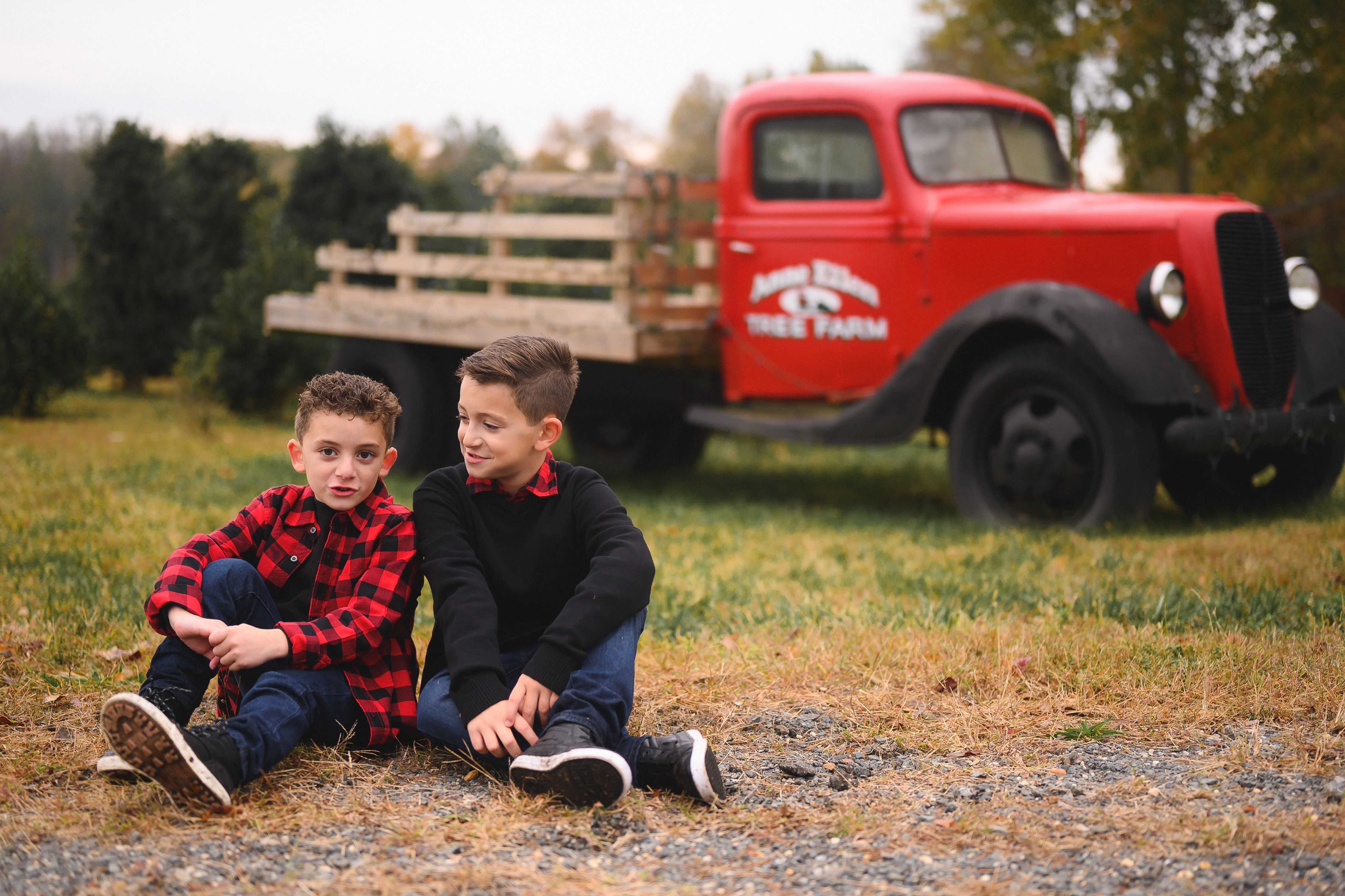 Antique Truck Photography Session