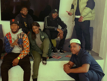 Charlotte Rap Group Talks Up & Coming Rap Scene, International Women's Day and More.