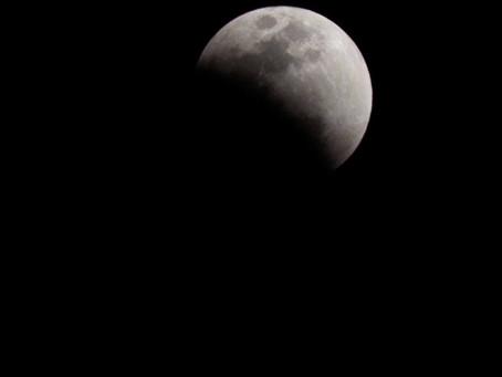 月食とワークバランス