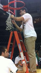 2013 Universidad de Miami Campeones de la Liga ACC