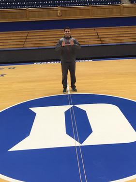 Game Away at Duke University