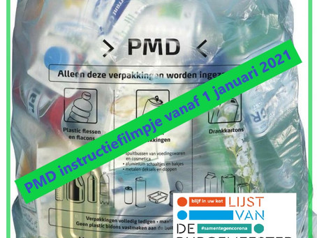 PMD vanaf 1 januari 2021
