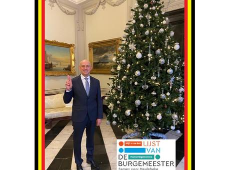 Proficiat aan onze Burgemeester Dirk Verwilst met zijn eedaflegging !!