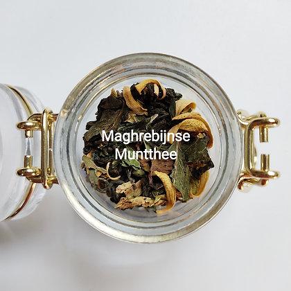 Ambachtelijke Thee - MAGHREBIJNSE MUNTTHEE - 80gr.