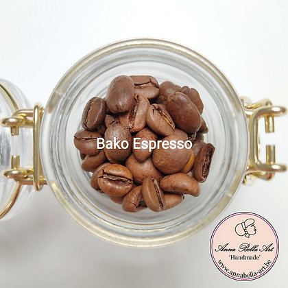 Koffie - BAKO ESPRESSO - Ambachtelijke Belgische Bako koffie bonen