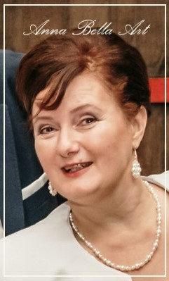 Anna Claudine SET Parelmoer Wit en Transparant