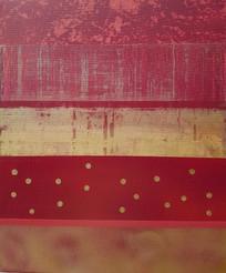 """""""Etoffe soyeuse""""  Collection 'Art abstrait d'un nouveau genre' - 2018 Peinture sur toile - acrylique, aérosol - 55*45*1,5"""