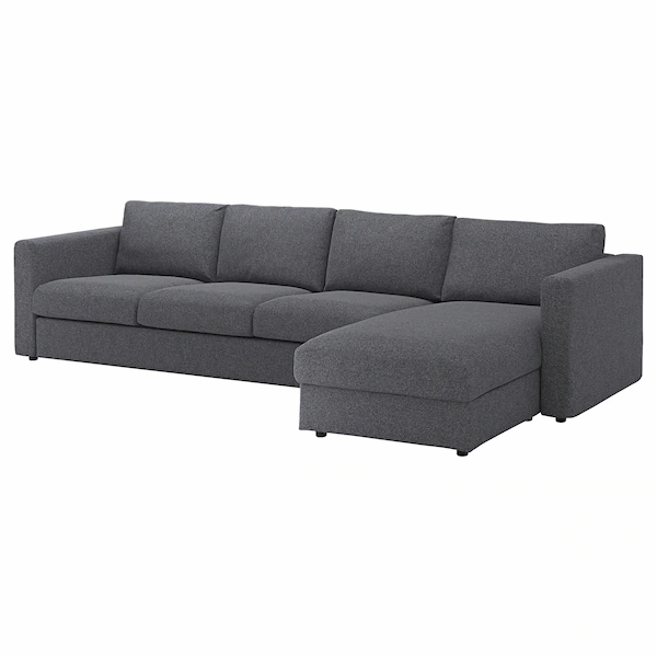 Upholstery cleaning ( 4 Seat Sectional)