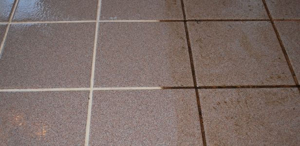 Grout Cleaning & Sealing (50 sq ft)