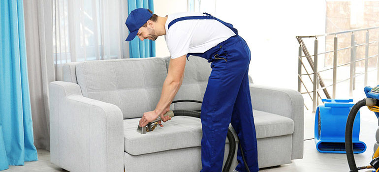 Upholstery cleaning (Two Seat Couch)
