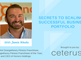 Small Business Edge Season 2: Scaling A Fitness Franchise Portfolio With Jamie Weeks