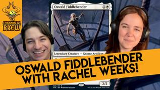 Oswald Fiddlebender - 303