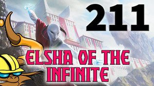 Elsha of the Infinite Tokens - 211