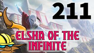 Elsha of the Infinite Tokens - 211