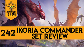 IKO Commander Set Review - 242