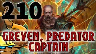 Greven, Predator Captain - 210