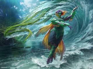 Tishana, Voice of Thunder - 113