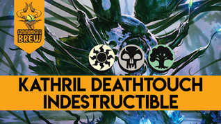 Kathril Deathtouch Indestructible - 256