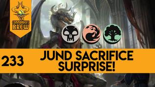Jund Sacrifice Surprise! - 233