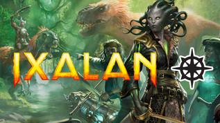 BONUS: Ixalan Commander Set Review