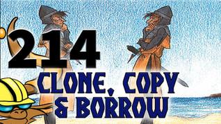 Clone, Copy & Borrow - 214
