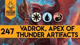 Vadrok, Apex of Thunder Artifacts - 247