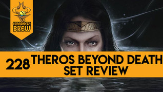 Theros Beyond Death Commander Set Review - 228