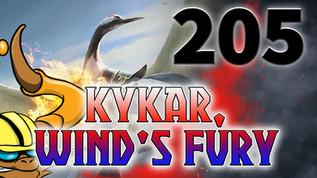 Kykar, Wind's Fury - 205