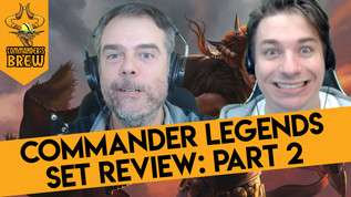 Commander Legends Set Review Part 2: The Non-Legendaries - 271