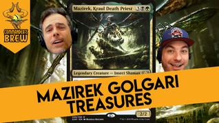 Mazirek Golgari Treasures - 309