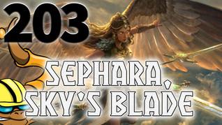 Sephara, Sky's Blade - 203