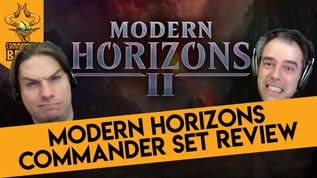Modern Horizons 2 Commander Set Review - 302