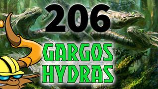 Gargos Hydras Tribal - 206