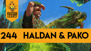 Haldan & Pako - 244