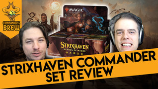 Strixhaven Commander Set Review - 291