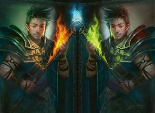 Riku of Two Reflections - 1