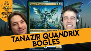 Tanazir Quandrix Bogles - 295