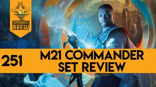 Core Set 2021 (M21) Commander Set Review - 251